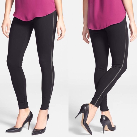 3c7cda1eac3446 Lysse Pants | Black Side Zip Leggings | Poshmark
